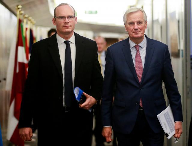 EU readies Brexit transition deal, Ireland seeks border assurance