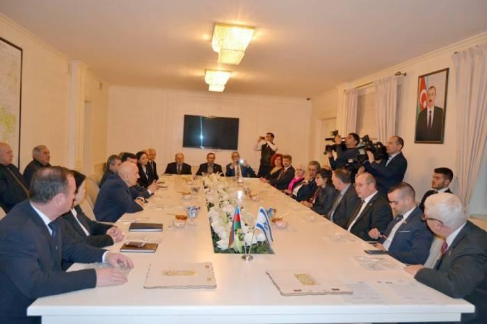 Azerbaijan's Ismayilli and Israel's Kiryat Bialik become sister cities