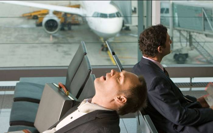 Jet lag can be avoided by fasting for 16 hours