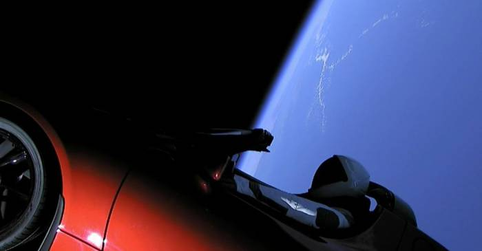 Elon Musk put a Tesla in space, but is that a good thing?