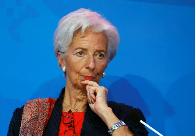 Lagarde warns G20 leaders that trade tensions threaten global economy