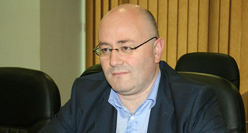 Georgian defense minister due in Azerbaijan