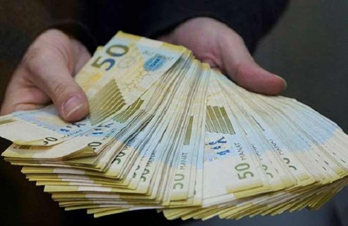 Büdcənin iki aylıq gəliri 2609,5 milyon manat olub
