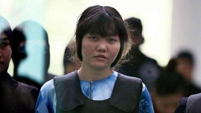 Assassinat de Kim Jong-Nam : une suspecte croyait à une farce