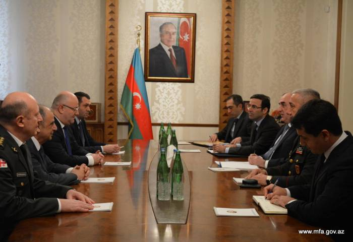 Four-sided meeting of Azerbaijani, Iranian, Turkish and Georgian FMs to help develop regional co-op