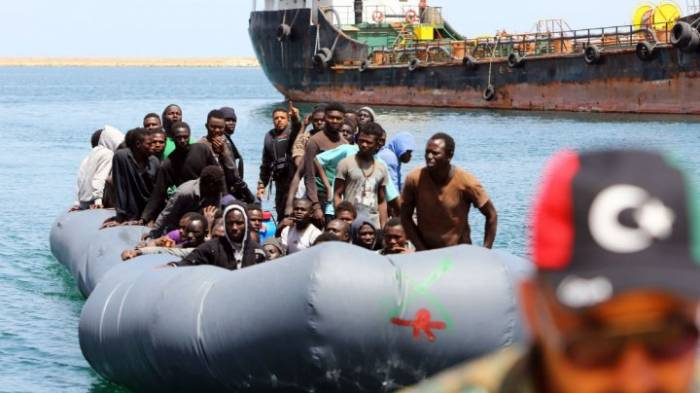 How people smugglers are using  Facebook  to 'lure migrants to their death'