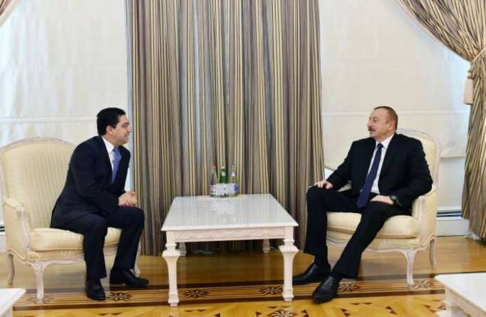 President Ilham Aliyev receives Moroccan minister of foreign affairs and international cooperation