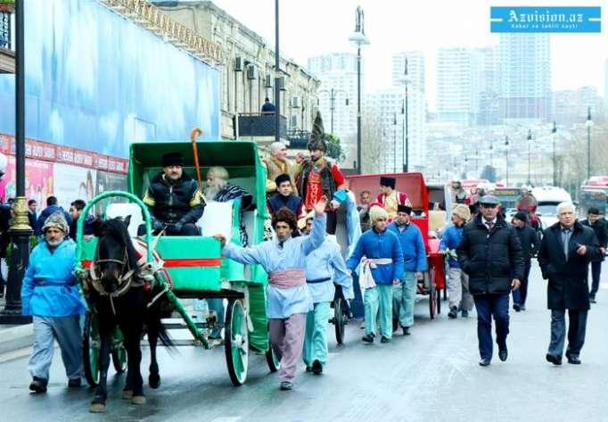 Bakıda keçiriləcək Novruz tədbirləri açıqlandı