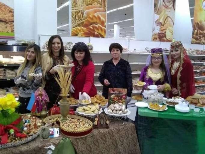 Azerbaijani Novruz culinary traditions introduced in California