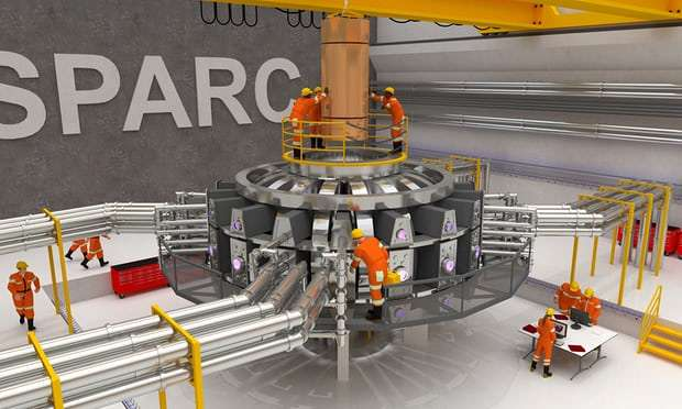 Nuclear fusion on brink of being realised, say MIT scientists