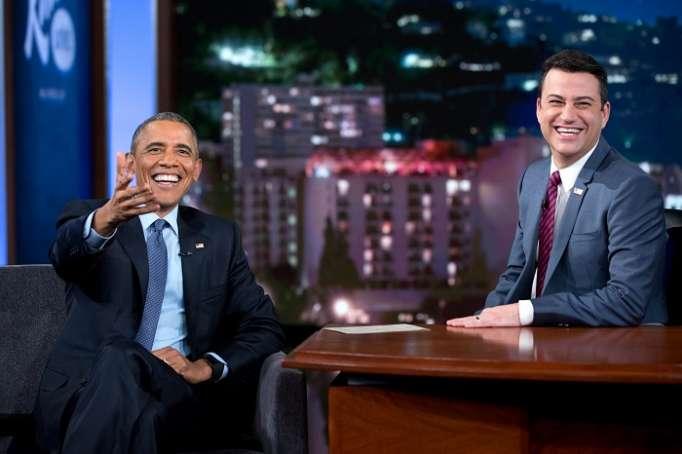 Obama həyat yoldaşı ilə birgə veriliş açır