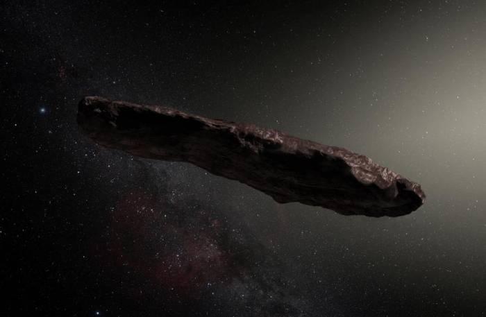 1st known Interstellar visitor gets weirder: