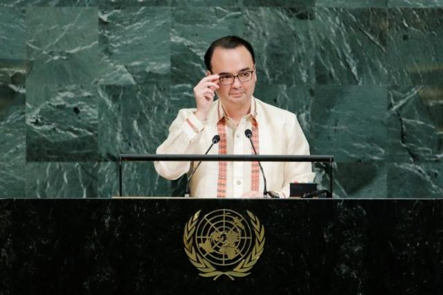 Philippines slams U.N. rights chief for