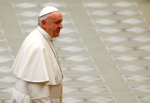 Cut the debt of poor countries, Pope tells IMF, World Bank