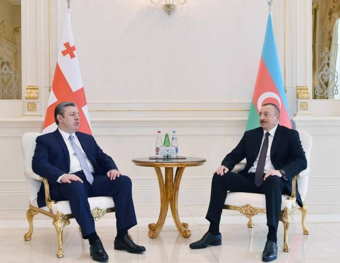 PM: Georgia invariably supports Azerbaijan