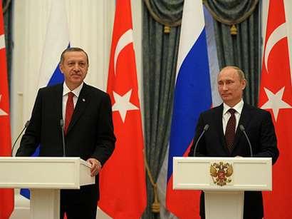 Erdogan, Putin discuss besieged East Ghouta over phone