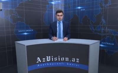 أخبار الفيديوباللغة الألمانية لAzVision.az-فيديو (19 مارس)