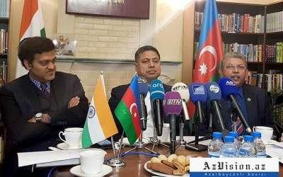 منتدى الأعمال الهندي-الأذربيجاني يعقد في باكو