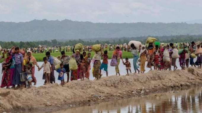 Rohingyas: l