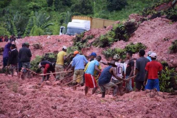 Madagascar : le cyclone Eliakim fait 7 morts et plus de 10 000 sinistrés