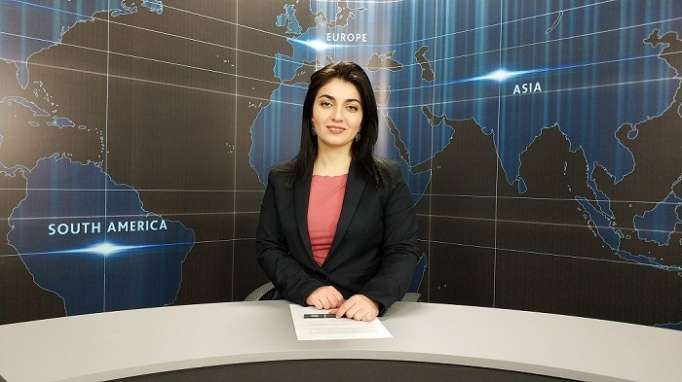 AzVision TV publica nueva edición de noticias en inglés para el 7 de febrero-Video