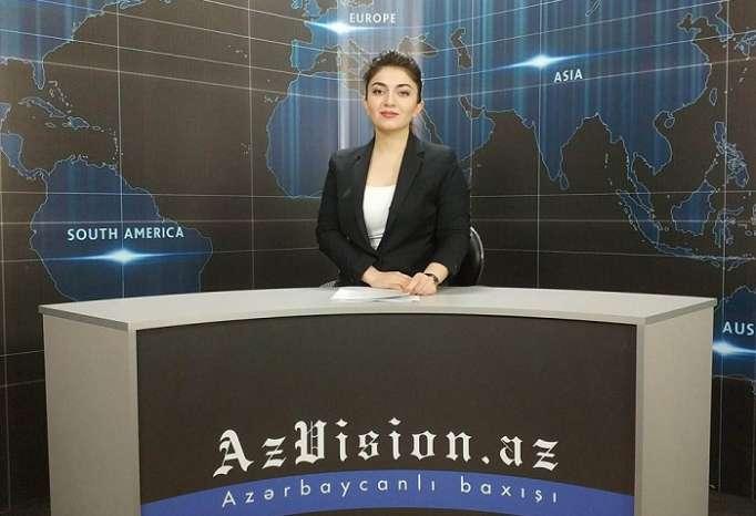AzVision News: İngiliscə günün əsas xəbərləri (9 mart) - VİDEO