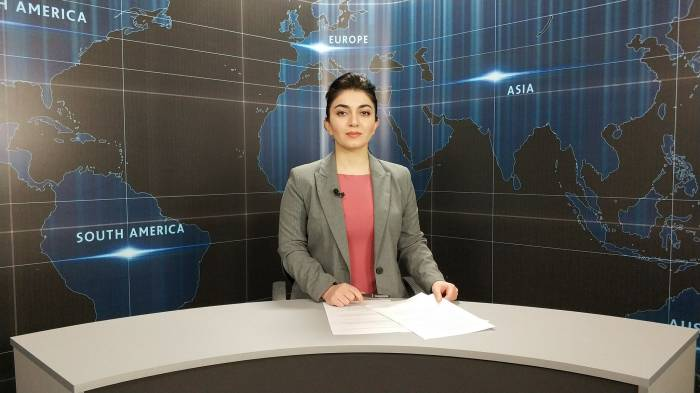 AzVision TV releases new edition of news in English for March 16-VIDEO