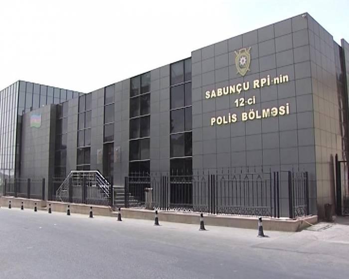 """""""Baron İbo"""" Bakıda həbs edildi - FOTO"""