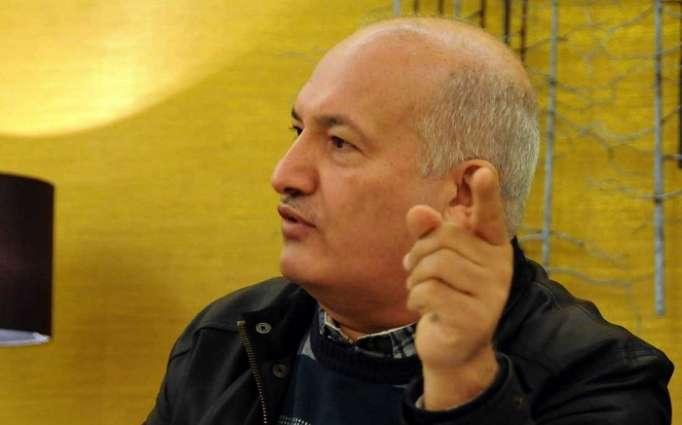 Sərdar Cəlaloğlu Orduxanı və dəstəsini ifşa etdi