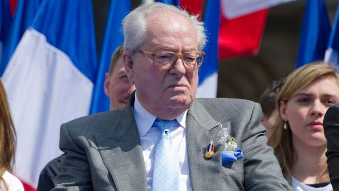 French National Front dumps founder Jean-Marie Le Pen