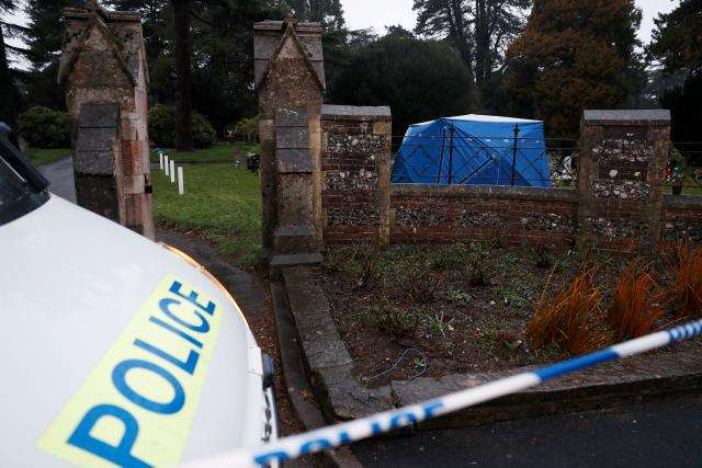 Britain sends specialist troops to city where Russian double agent poisoned