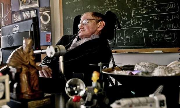 Stephen Hawking, modern cosmology
