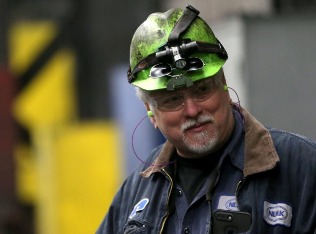 Trump steel tariffs may leave these U.S. steelworkers jobless