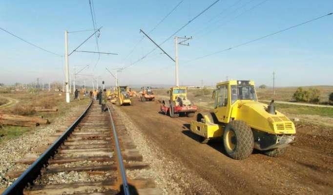Repair of Baku-Boyuk Kasik railway continues