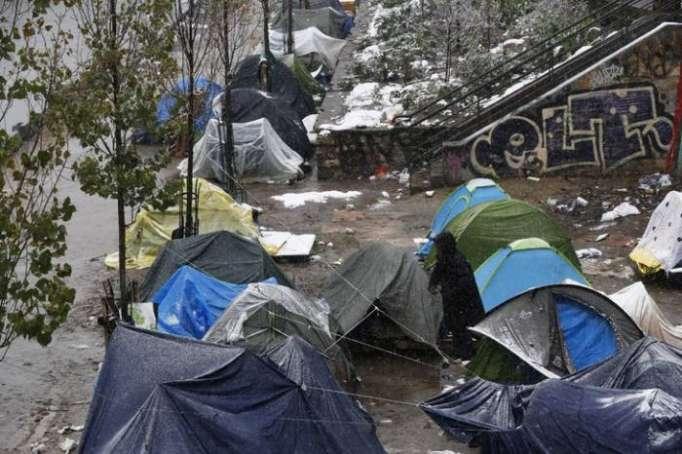 Les migrants se disent victimes d