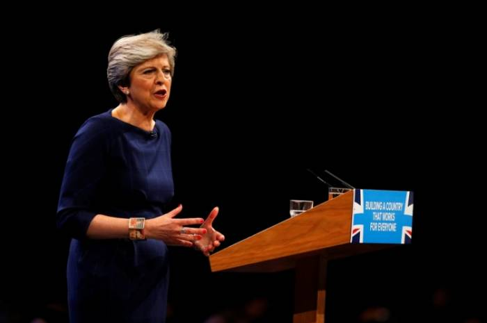 """""""The Great Britain to will further expand cooperation with Azerbaijan"""" - Theresa May"""