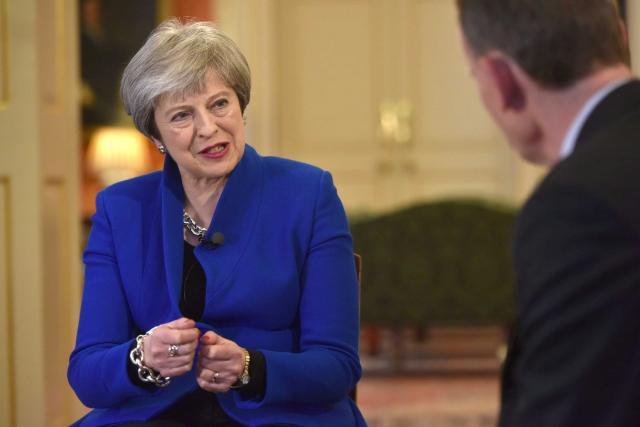 British PM May to raise concerns over Yemen to Saudi during visit