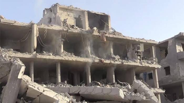 Afrində terror aktı törədildi - Ölənlər var