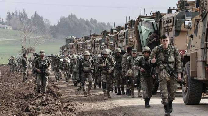 Afrində daha 5 kənd terrorçulardan azad edilib