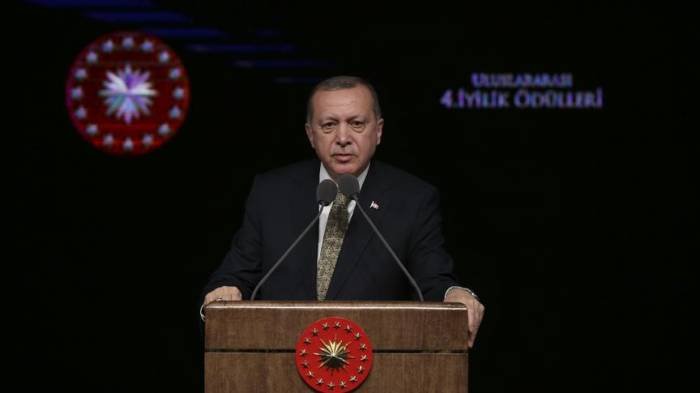 Erdogan: Si nous avions pris les civils pour cible, Afrin serait tombé depuis longtemps