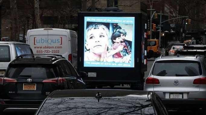 Le PKK fait la propagande à New York contre l