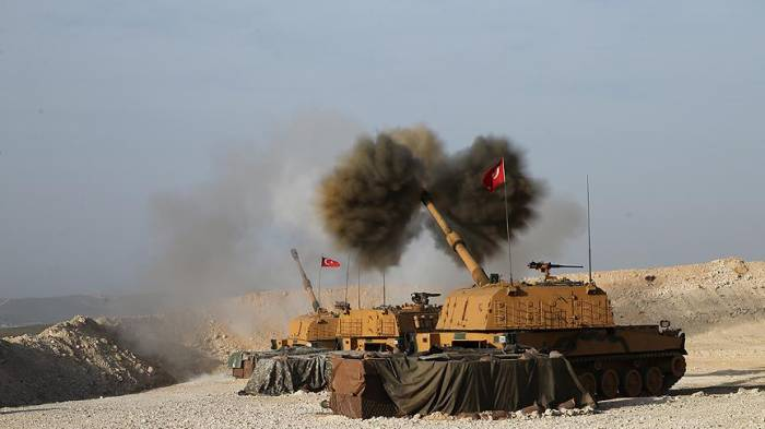 Afrinə çatmağa 1,5 km qaldı - 3393 terrorçu məhv edilib