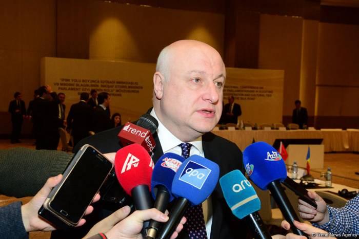 OSCE PA president talks Azerbaijan's importance for Silk Road