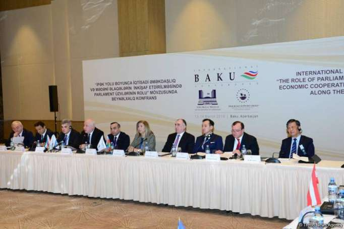 OSCE PA: Azerbaijan greatly contributes to creation of stable economic route