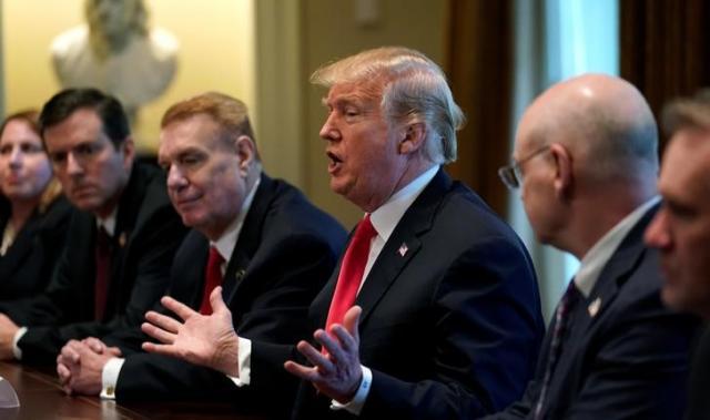 Companies, industry groups target Congress to derail Trump tariffs