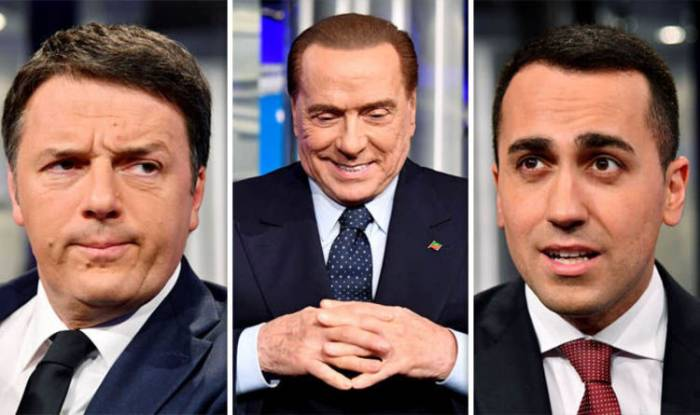 Italian election: country goes to the polls