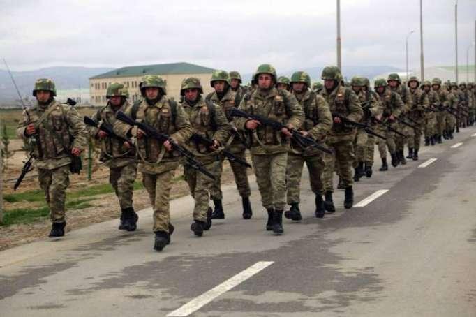 الجيش الأذربيجاني يبدأ تدريبات واسعة النطاق -تم تحديث (صور،فيديو)