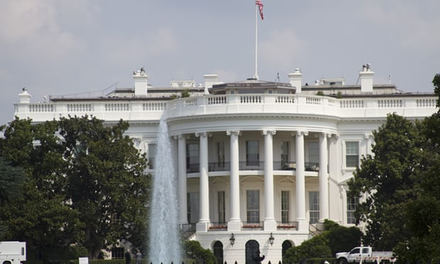 Man shoots himself dead outside White House, Secret Service says