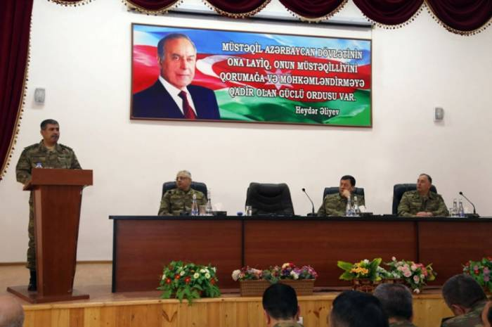 Large-scale drills prove Azerbaijani army has high level of operational and combat readiness - Defense Minister