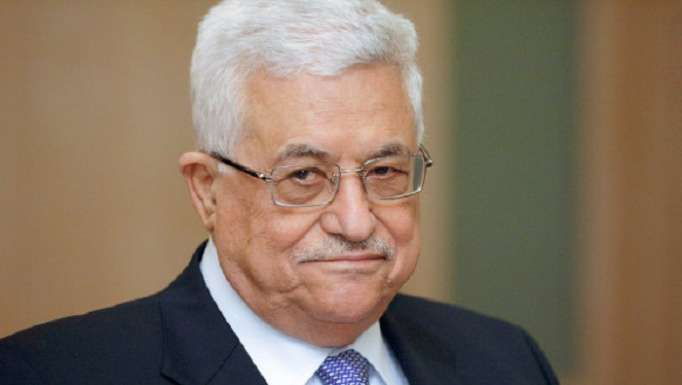 محمود عباس يهنى الهام علييف